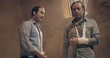 """شريف منير يستعيد ذكرياته مع الراحل هيثم أحمد زكى من مسلسل """"الصفعة"""""""