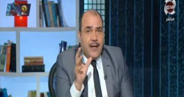 الباز يكشف: الإخوان حاولوا التوسع فى اعتصام رابعة لتدويل قضية عزل مرسى.. فيديو