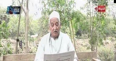 فيديو.. عمدة سابق يعود للدراسة ويسعى للدكتوراه رغم تخطيه الـ80 عاما