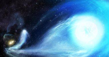 نجم هارب يخرج من ثقب أسود بمجرتنا ويسافر بسرعة 3.7 مليون ميل فى الساعة