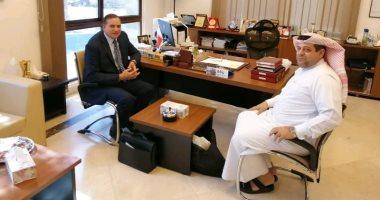 رئيس جامعة سوهاج يناقش سبل التعاون مع جامعات مملكة البحرين وأكاديمية بروسيا