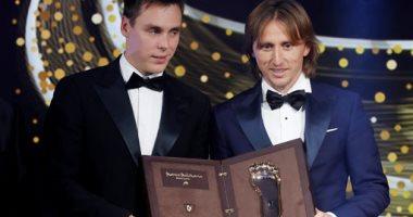 تعرف على سجل المتوجين بجائزة القدم الذهبية قبل كريستيانو رونالدو