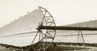 أول محطة شمسية بالعالم لتوليد الكهرباء