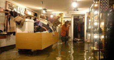 صور.. دمار وخراب فى إيطاليا بسبب السيول والفيضانات
