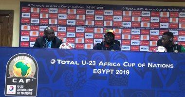 ديارا مدرب مالى الأولمبى: لن نتهاون أمام غانا ولن أقدم استقالتى