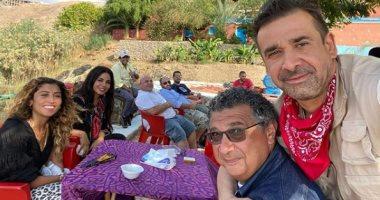 البعض لا يذهب للمأذون مرتين.. شاهد كريم عبد العزيز والكدوانى فى فيلمهما الجديد