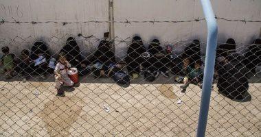 ألمانيا تتسلم سيدة كانت محتجزة فى معسكر داعش شرق سوريا مع أطفالها الثلاثة