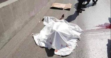 مصرع طفل وإصابة 5 من أسرته فى انقلاب سيارة ببنى سويف