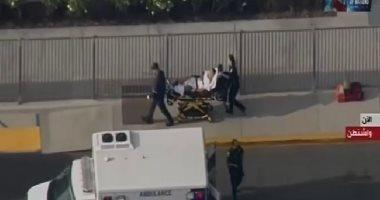 صور.. إطلاق نار فى مدرسة قرب لوس أنجلوس.. وسقوط 7 ضحايا