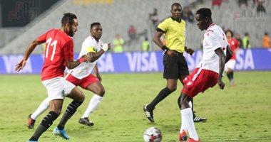 """صور.. المنتخب يسقط في """"الضربة الأفريقية الأولى"""" بتعادل مُحبط أمام كينيا"""