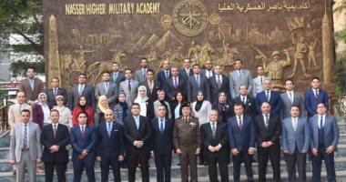 المستشار معتز الهلالى: 47 قاضيا من النيابة الإدارية شاركوا بالدورة التثقيفية بأكاديمية ناصر