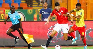 اهداف مباراة مصر والكاميرون فى امم افريقيا اليوم السابع