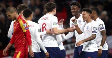 إنجلترا تكتسح الجبل الأسود بسباعية وتتأهل ليورو 2020.. فيديو