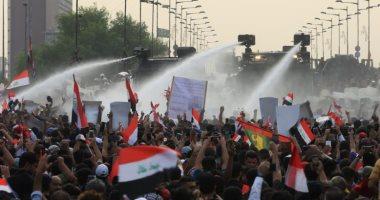 4 قتلى فى بغداد بسبب قنابل الغاز  وإطلاق سراح 1600 متظاهر