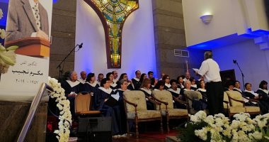"""""""الإنجيلية"""" تصلى الجنازة على روح القس مكرم نجيب بكنيسته بمصر الجديدة"""
