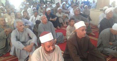 صور.. وكيل أوقاف الأقصر يشهد إفتتاح مسجد نور الإسلام بمدينة الطود