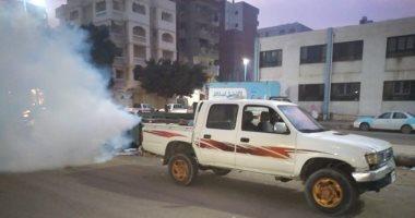 شكوى من انتشار الذباب فى شارع الوحدة بإمبابة ومطالب برشه