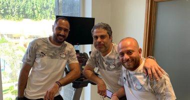 تكليف شيتوس ومحمد شوقى بمتابعة مباراتىّ الجولة الثالثة للمجموعة الثانية