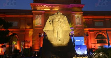وزارة الآثار تجرى صيانة لأعمال الكهرباء بالمتحف المصرى بالتحرير