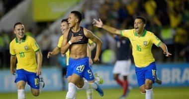 شاهد.. البرازيل تضرب فرنسا بريمونتادا وتصعد لنهائى كأس العالم للناشئين
