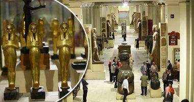 المتحف المصرى بالتحرير ثانى أكثر المتاحف تأثيرا فى إفريقيا