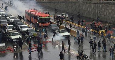 أكثر من 20 قتيلًا بإيران خلال يومين بسبب الاحتجاجات