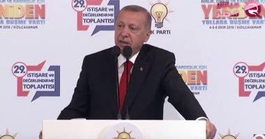 """""""أردوغان"""" يتهم حقوقية بالإنتماء لتنظيم إرهابى لدفاعها عن الأطفال المسجونين"""