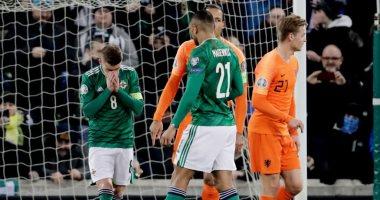 هولندا تخطف تذكرة العبور إلى يورو 2020 رغم التعادل ضد أيرلندا الشمالية