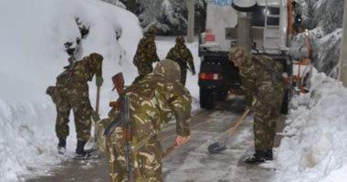 إغلاق عدد من الطرقات شمال الجزائر بسبب سوء الأحوال الجوية