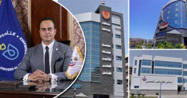 الدكتور أحمد السبكي مدير مشروع التأمين الصحي الشامل