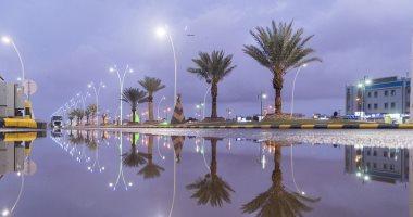 أمطار بالسعودية