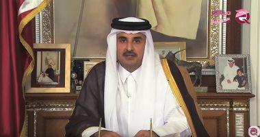 """هاشتاج """"إيران تحلب قطر"""" يتصدر تويتر بالتزامن مع زيارة تميم بن حمد لطهران"""