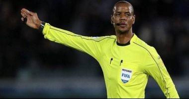 السنغالي داوودا جوييه يدير مباراة المنتخب الاولمبى ضد جنوب افريقيا