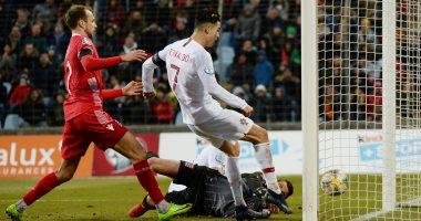 ملخص مباراة لوكسمبورج ضد البرتغال فى تصفيات يورو 2020