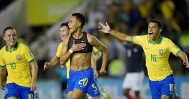 البرازيل تهزم المكسيك بلدغة فى الدقيقة 90 وتتوج بطلا لكأس العالم للناشئين