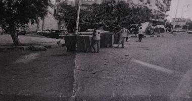 استجابة لصحافة المواطن..هيئة النظافة تؤكد تفريغها لصناديق القمامة أولا بأول