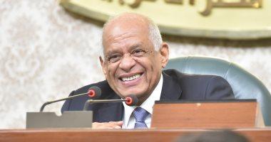 رئيس البرلمان: دور انعقاد آخر فى أكتوبر ومدة المجلس تنتهى 9 يناير 2021