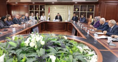 محافظ بني سويف يستعرض تجربة المحافظة فى تحقيق رؤية مصر 2030