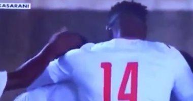 """مجموعة مصر.. كينيا تحسم الشوط الأول بهدف ضد توجو """"فيديو"""""""