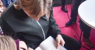 شاهد.. لوكا مودريتش فى معرض دولى للكتاب بكرواتيا.. اعرف تفاصيل
