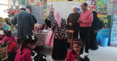 """وكيل المنطقة الأزهرية بالإسكندرية يشارك بندوة عن """"لم شمل الأسرة"""""""