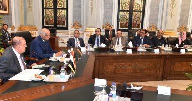 صور.. رئيس البرلمان اليمنى: نقدر الدعم المصرى من أجل استعادة اليمن حريته