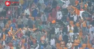 شوف بعيون سوبر كورة كيف احتفلت جماهير كوت ديفوار بهدف فريقها