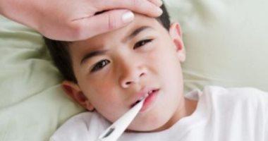 اسباب ارتفاع حرارة الجسم لدى الأطفال أبرزها العصبية