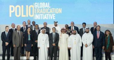 محمد بن زايد وبيل جيتس والوليد وآخرين يقدمون 2.6 مليار دولار لاستئصال شلل الأطفال