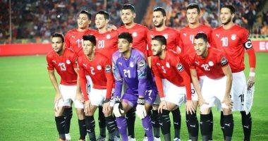 صور انطلاق مباراة منتخب مصر الأوليمبي أمام جنوب أفريقيا