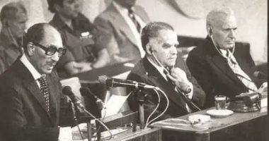 إسرائيل تحتفى بزيارة الرئيس السادات وخطابه في الكنيست قبل 42 عام