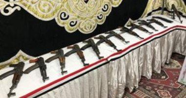 الحبس 6 أشهر لمتهم بحيازة سلاح نارى بمصر القديمة