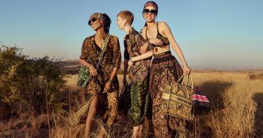 صور.. مجموعة Dior Cruise لصيف 2020 المستوحاة من الثقافة الأفريقية