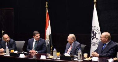 وفد رجال الأعمال أردنيين: نعتزم التوسع فى استثماراتنا في مصر